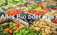 Bio-Markt: Das Kind wächst, ist aber immer noch mickrig