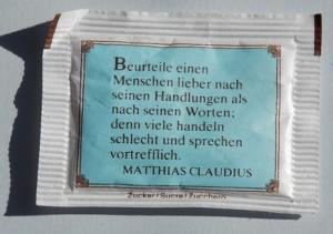 Claudius klein