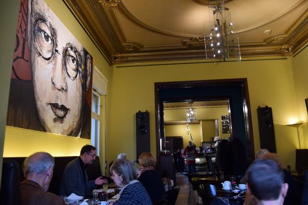 Café Wintegarten - Berlin