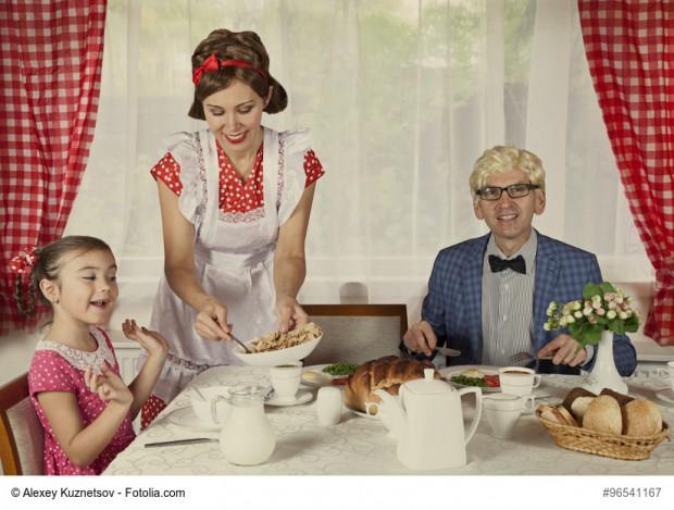 Heile Frühstückswelt: Das waren noch Zeiten - unwiederbringlich vorbei!
